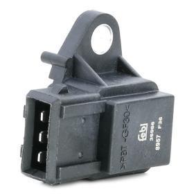 FEBI BILSTEIN Sensor, Saugrohrdruck 36966