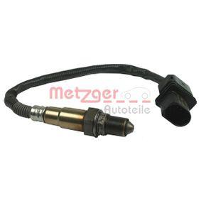Lambdasonde METZGER Art.No - 0893201 OEM: 13627791600 für BMW kaufen