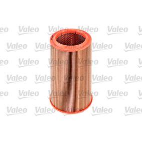 VALEO Luftfilter 60815415 für FIAT, ALFA ROMEO, LANCIA bestellen