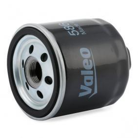 VALEO 586009 Ölfilter OEM - 30115561AN AUDI, SEAT, SKODA, VW, VAG günstig