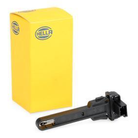 1 Schrägheck (E87) HELLA Sensor, Innenraumtemperatur 6PT 009 104-151