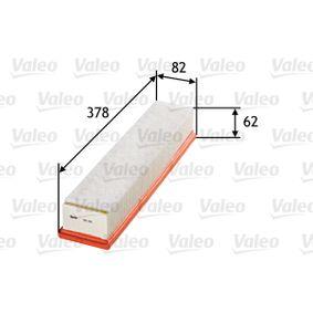 VALEO Luftfiltereinsatz (585180)