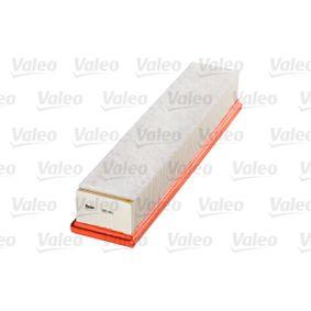 VALEO RENAULT CLIO Luftfilter (585180)
