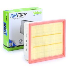 Luftfilter VALEO Art.No - 585101 OEM: 95513087 für OPEL, DAEWOO, BEDFORD, GMC, VAUXHALL kaufen