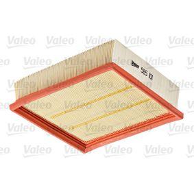 VALEO Luftfilter 585101