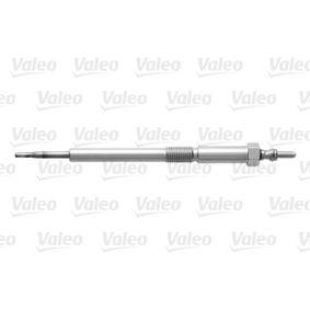 Glow plugs 345217 VALEO