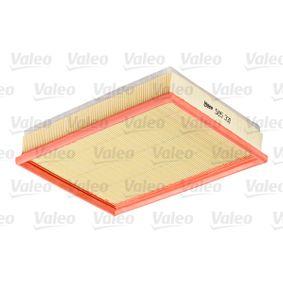 1137582 für FORD, Luftfilter VALEO (585331) Online-Shop