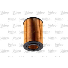 Filtro de aceite VALEO 586555 populares para HONDA CIVIC 2.2 CTDi (FK3) 140 CV