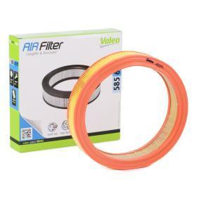 VALEO Luftfilter 585619 für AUDI 100 1.8 88 PS kaufen