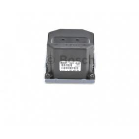 BOSCH комплект управляващ блок с допълнителен материал за ABS 3165143194768 оценка