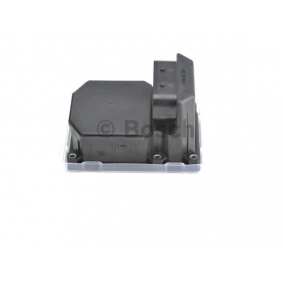 BOSCH комплект управляващ блок с допълнителен материал за ABS EC001, ASG ABSR .7 експертни познания
