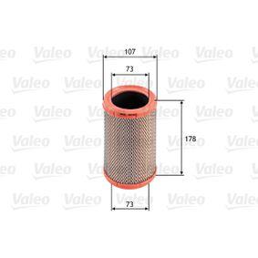 Luftfilter VALEO (585613) für RENAULT TWINGO Preise