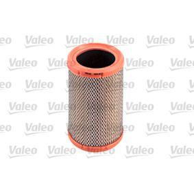 Luftfilter (585613) hertseller VALEO für RENAULT TWINGO II (CN0_) ab Baujahr 03.2007, 58 PS Online-Shop