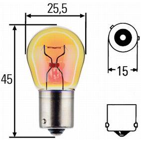 Glühlampe, Blinkleuchte (8GA 006 841-801) von HELLA kaufen