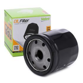 60814435 für FIAT, ALFA ROMEO, LANCIA, Ölfilter VALEO (586051) Online-Shop