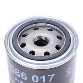 VALEO MAZDA 323 Montagesatz Abgasrohr (586017)