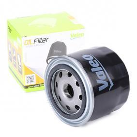 6 Hatchback (GH) VALEO Oil filter 586017