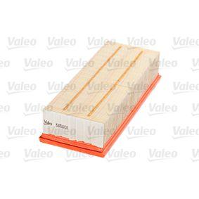 VALEO Luftfilter 1K0129620D für VW, AUDI, SKODA, SEAT, PORSCHE bestellen