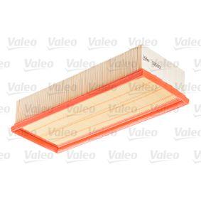 TOURAN (1T1, 1T2) VALEO Luftfilter 585001