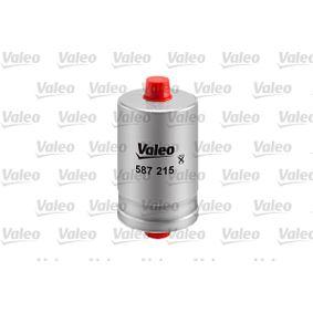 AUDI 80 2.8 quattro 174 PS ab Baujahr 09.1991 - Kraftstofffilter (587215) VALEO Shop
