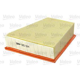 VALEO Luftfilter 5Z0129620A für VW, AUDI, SKODA, SEAT, CUPRA bestellen