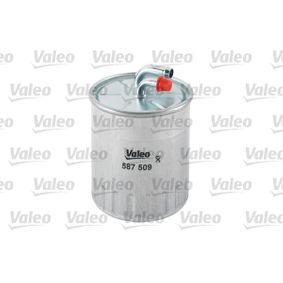 Горивен филтър VALEO (587509) за MERCEDES-BENZ M-класа Цени