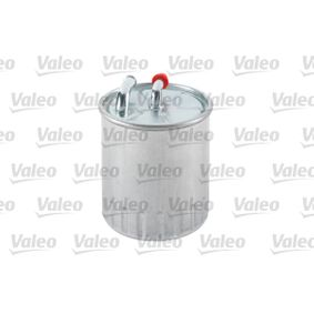 Fuel filter (587509) producer VALEO for MERCEDES-BENZ A-Class (W169) year of manufacture 09/2004, 82 HP Online Shop
