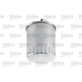 Popular Fuel filter VALEO 587509 for MERCEDES-BENZ A-Class A 160 CDI (169.006, 169.306) 82 HP