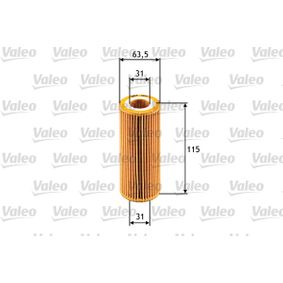 VALEO Dichtung Thermostat  586511