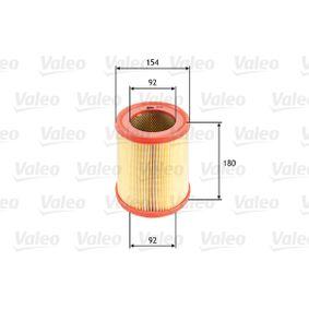 Luftfilter VALEO Art.No - 585604 OEM: 7701034705 für RENAULT, RENAULT TRUCKS kaufen