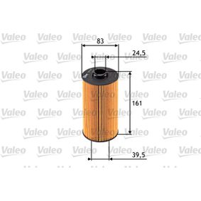 Ölfilter VALEO Art.No - 586570 OEM: 11421745390 für BMW, MINI, ALPINA, ROLLS-ROYCE kaufen