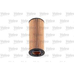 Beliebte Motorölfilter VALEO 586545 für BMW 5er 530 d 218 PS