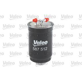 Горивен филтър 587512 VALEO