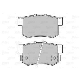 Bujías incandescentes 598911 VALEO
