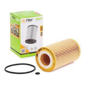 VALEO Filtro de aceite 586505