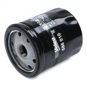 VALEO Motor de cerradura de puerta (586010)