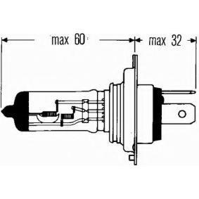 Glühlampe, Hauptscheinwerfer 8GJ 002 525-401 Online Shop