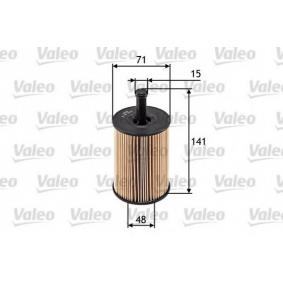 VALEO Маслен филтър (586506)