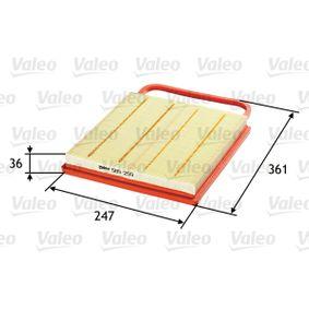 VALEO Filtre à air 585259