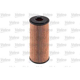 VALEO Ölfilter 6401800009 für MERCEDES-BENZ, SMART bestellen