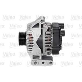 VALEO 439796 Generator OEM - 51892460 FIAT, GFQ - GF Quality günstig