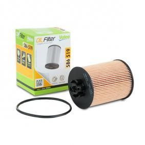 VALEO Sistema de pré-aquecimento do motor (eléctrico) 586519 para OPEL CORSA 1.2 80 CV comprar
