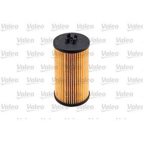Filtro de combustible VALEO 586531 populares para OPEL ASTRA 1.6 (L08) 116 CV