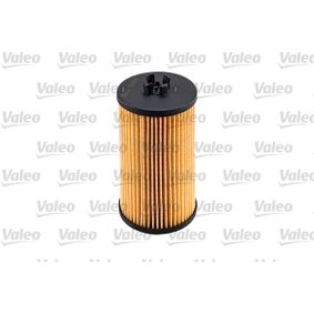Filtro de aceite VALEO 586531 populares para CHEVROLET AVEO 1.4 101 CV