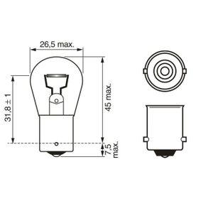 BOSCH Крушка с нагреваема жичка (1 987 301 050) на ниска цена