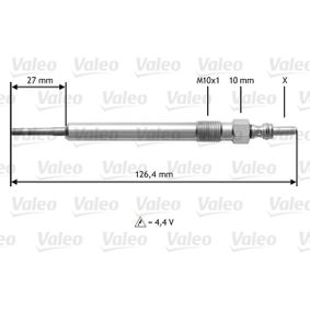 VALEO Glühkerze 059963319S für VW, AUDI, SKODA, SEAT, BENTLEY bestellen