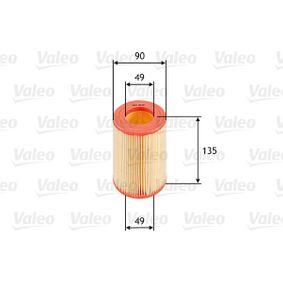 Luftfilter VALEO Art.No - 585660 OEM: 0003124V001000000 für SMART kaufen
