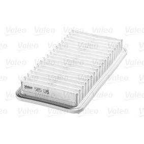 VALEO Luftfilter 178010B020 für TOYOTA, SUZUKI, DAIHATSU, LEXUS, WIESMANN bestellen