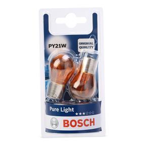 BOSCH Φωτισμός πορτμπαγκάζ / χώρος αποσκευών 1 987 301 018