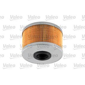 Kraftstofffilter (587906) hertseller VALEO für RENAULT Scénic I (JA0/1_, FA0_) ab Baujahr 09.1999, 98 PS Online-Shop